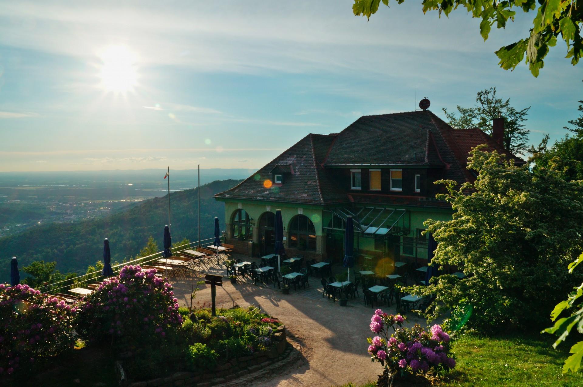 Baden Baden Berg