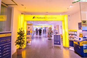 Postbank, DHL, Postfiliale - Wagener Galerie Baden-Baden